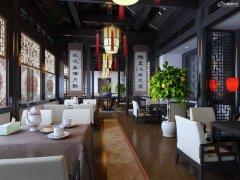 复古中国风!3ds Max打造豪华中式餐厅