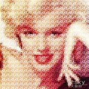 Photosho将多张缩小图片拼贴成新画面
