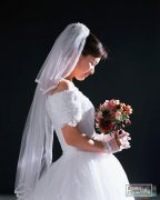 Photoshop制作唯美背景的婚纱照