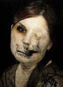 ps自学网教程之制作一个女性的生化僵尸