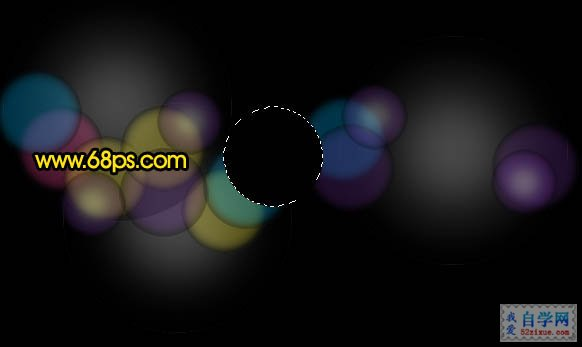 梦幻的彩色泡泡(3)