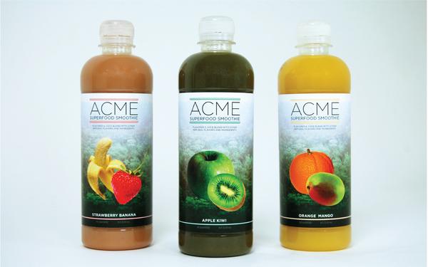 21款国外果汁包装创意设计