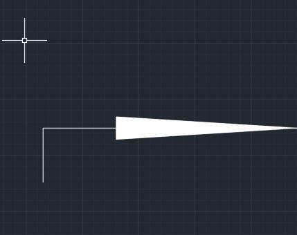 cad多段线半宽使用方法