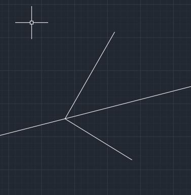 cad构造线二等分怎么用