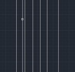cad创建垂直构造线的方法